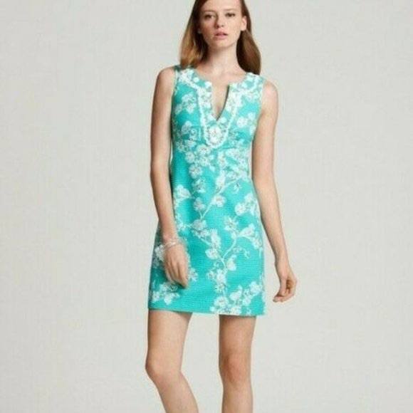 Lilly Pulitzer Dresses & Skirts - Lilly Pulitzer Adelia Birds and Bees Mini Dress 0